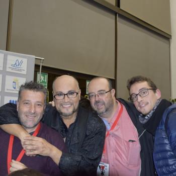 Frank, Joaquin Ayala, Jac y Adriwell