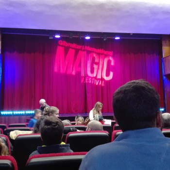 Gibraltar International Magic Festival