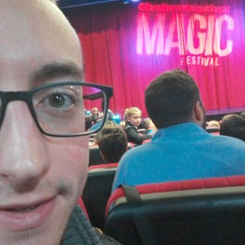 Gibraltar International Magic Festival y Adriwell Ilusionista